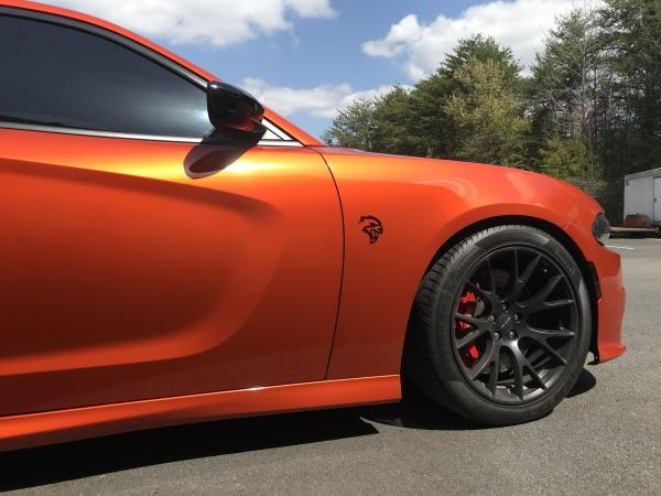 Vehicle Wraps Laid Not Sprayed Vinyl Workz Fredericksburg Va